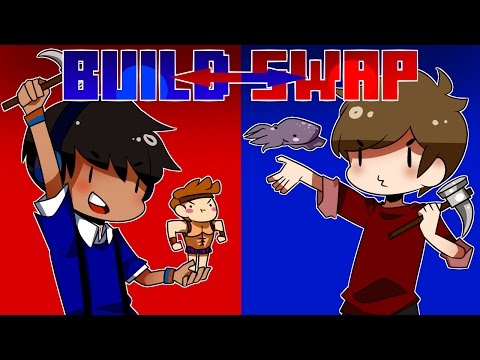 Minecraft Build Swap EXTENDED