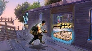 EPIC TRAP TROLLING! *HILARIOUS!* | Fortnite Battle Royale Funny Moments