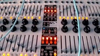 Modular Synth - Patch in Progress 29