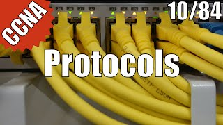 CCNA/CCENT 200-120: Protocols 10/84 Free Video Training Course