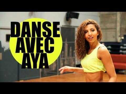 Danse avec Aya : Apprends la chorégraphie de