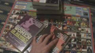 New DVDs, Ingmar Bergman & ten Roadshow VHS
