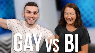 Coming Out: Gay vs. Bisexual