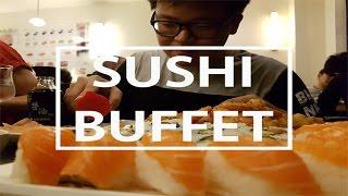 MUKBANG / SUSHI BUFFET