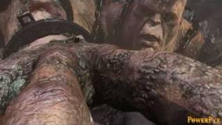 God of War III - Bossfight Cronos (Titan Difficulty)