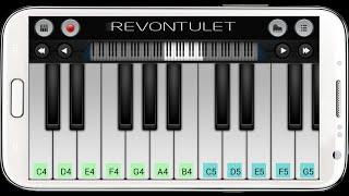 Tum Hi Ho - Aashiqui 2 Mobile piano
