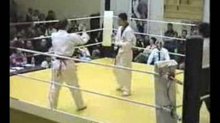Karate VS WTF Taekwondo