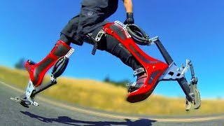 5 UNIQUE SMART SHOES INVENTION ▶ Helps to Run Very Fast