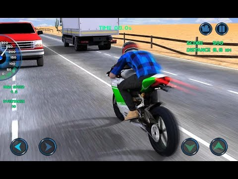Moto Traffic Race Official Video