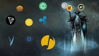 Most Altcoins are looking juicy