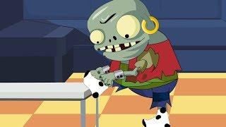 Plants vs. Zombies Animation : New socks