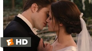 Twilight: Breaking Dawn Part 1 (1/9) Movie CLIP - The Wedding (2011) HD