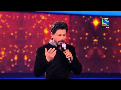 SRK vs IRFAN KHAN fight at 61st film fare