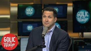 Adam Schefter details Roquan Smith's Bears contract after holdout   Golic & Wingo   ESPN