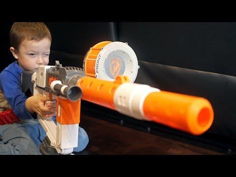 Nerf War: Gun BABY 11