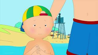 Caillou Goes to Space 🚀 Caillou Videos for toddlers ⭐ Cartoons for kids   Cartoons for Children