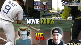 Collab With Koogs! [Movie Gaming TV vs. Koogs46] MLB The Show 17 Diamond Dynasty Gameplay!