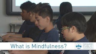 Mindfulness Helps Kids, Teachers Find Best Selves
