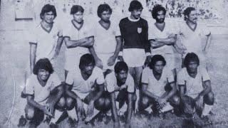 1980 Asian Cup Bangladesh vs Iran