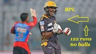 Sabbir Rahman Played a Brilliant in BPL 2016