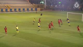 هدف النصر الأول على القادسية || حسن الراهب - مباراة ودية