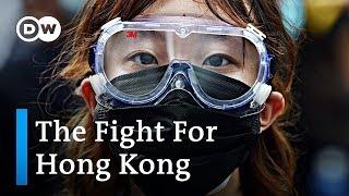 Hong Kong versus Beijing: Power-grab Postponed? | DW News