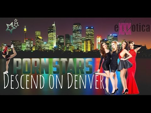 Xxx Mp4 Porn Stars Descend On Denver 3gp Sex