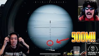 IMPOSSIBLE NEW RECORD SHOT BY GRIMMMZ! | DrDisrespect Ragequit - Best Of PUBG Streams #9