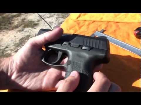 Pistola Taurus PT 138 Millennium PRO