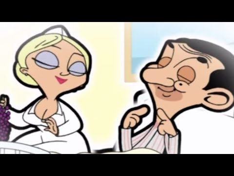 Mr Bean the Animated Series Nurse
