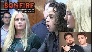 The Bonfire - Alexander Polinsky Scott Baio Accusations w/ Video Big Jay Oakerson Dan Soder