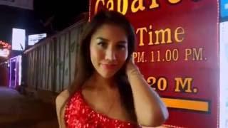 Walking Sreet Pattaya Lady Boys - May 2016