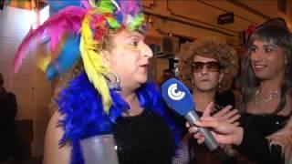 Isla Cristina se vuelca con el Entierro de la Sardina