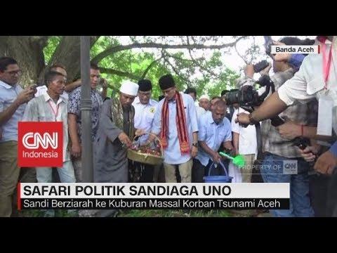 Xxx Mp4 Sandi Berziarah Ke Kuburan Massal Korban Tsunami Aceh 3gp Sex