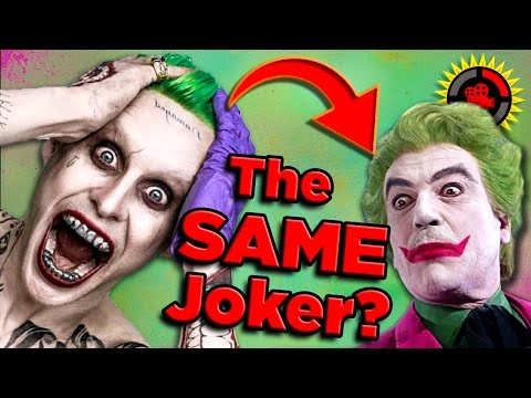 Film Theory Batman s Three JOKER Theory pt. 1 Suicide Squad