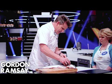 Xxx Mp4 Gordon Ramsay Demonstrates Key Cooking Skills 3gp Sex