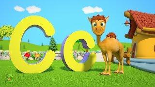 Phonics Song | ABC for Kids | Kindergarten Learning Videos for Children | Little Treehouse