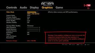 How to fix Gta 4 graphics settings problem :: مشكلة تشغيل إعدادات كارت الشاشة