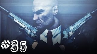Hitman Absolution Gameplay Walkthrough Part 35 - Countdown - Mission 19