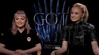 Game of Thrones Cast Reveals Who They Texted After Their Final Episode