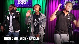 Broederliefde - Jungle (live bij Evers Staat Op)
