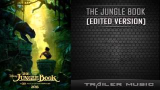 The Jungle Book Teaser Trailer Song | EDITED VERSION