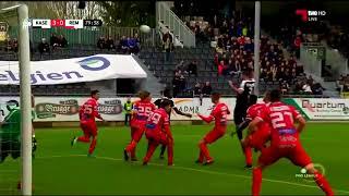 الدوري البلجيكي الممتاز: الموسم 17-18 - أهداف / يوبين 4-0 رويال موسكرون