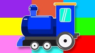 Train Formation | Uses Kids Agriculture Cartoon