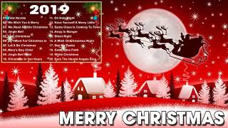 Christmas Music 2018 - Best Classic Christmas Songs - Nonstop Christmas Songs Collection