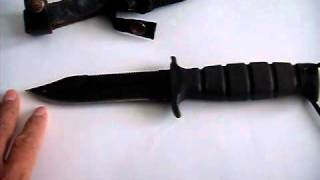 Ontario SP2 Air Force Survival Knife