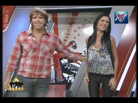 Natalie Weber y Pamela David en calzas