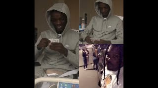 """FBG WOOSKI In The Hospital """"Up Playing Cards"""" FBG Duck Reacts"""