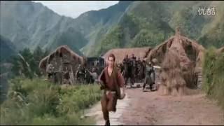 2008 劉亦菲 《功夫之王》 預告片 Liu Yifei