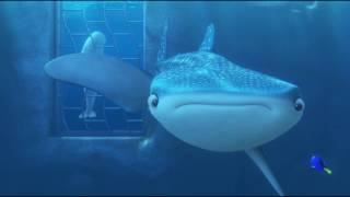 Finding Dory - Dory & Destiny First Encounter